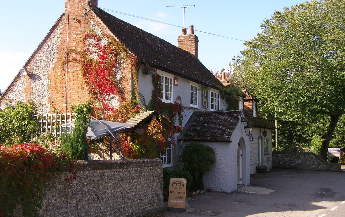 eartham pub west sussex